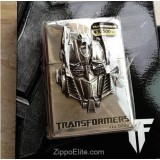 RARE Transformers OPTIMUS PRIME Zippo Metal Lighter Limited Edition TAKARA # 69