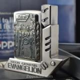 Evangelion NEON GENESIS TEST TYPE 01 Limited ZIPPO A