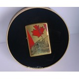 CANADA RED MAPLE LEAFE LIMITED 5200 PCS ZIPPO