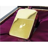 1941 Re-production 18K Pure Gold 70th Anniverssary Limited Edition Zippo Lighter