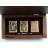Marlboro  three-piece Sets ZIPPO 1999 limited 1000
