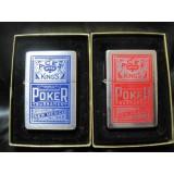 Marlboro Blue & Red Poker ZIPPO