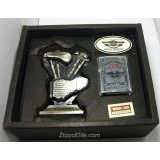 THE 95TH ANNIVERSARY HARLEY-DAVIDSON MEMORIAL ZIPPO CELLECTION A