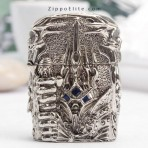 Armor BLIZZARD 6 surface processing Carving processing ZIPPO