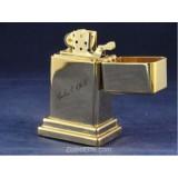 Barcroft Table Desk Lighter High Polish Gold *Unstruck* Advertiser