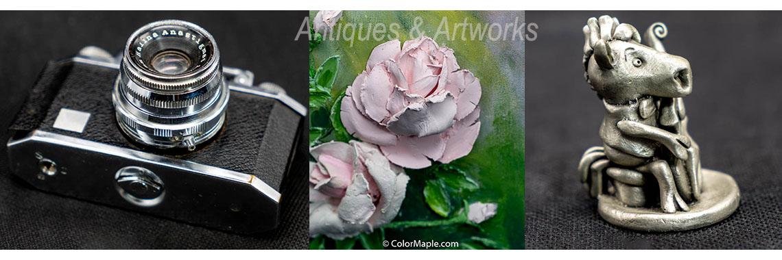Antiques & Artworks